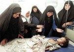 طفل عراقي ميت