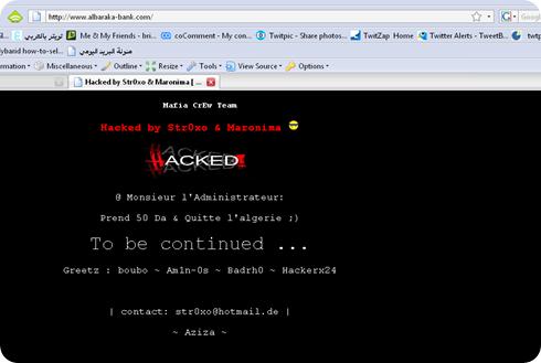 dailybarid=albaraka-bank-hacked-mafiacrew
