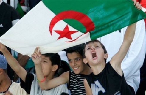 ALGERIA ALL AFRICA GAMES